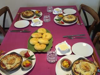 9月里山料理教室『根菜deli』