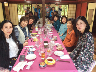 teizenこう㐂バスツアーは金沢キッチンでランチ