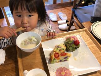 赤ちゃんとお母さんの料理教室参加者募集と食育について