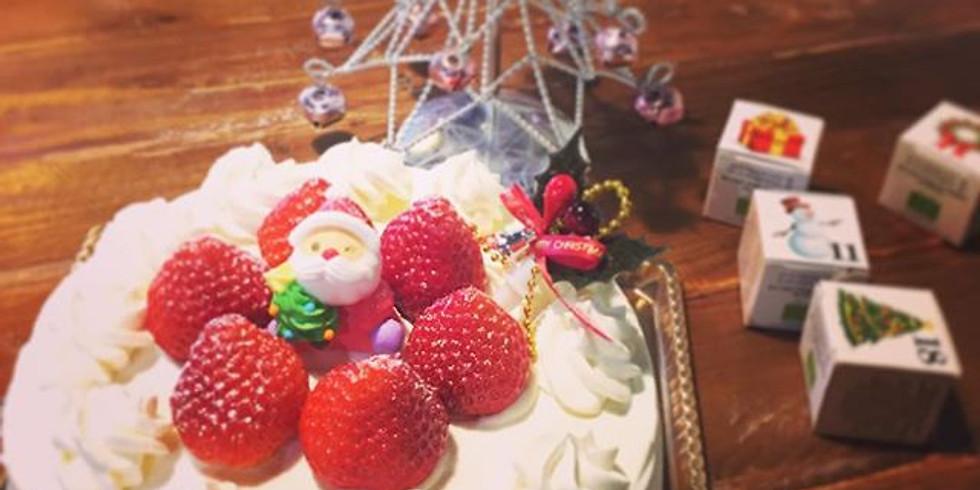 赤ちゃん・小さなお子さんとお母さんの料理教室(クリスマスパーティー)