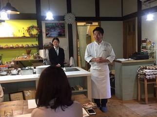 ランソレイエ×金沢キッチン里山でお店を開く理由