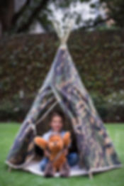 wappi teepees, teepees infantiles