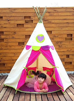 Wappi Teepee Happy G