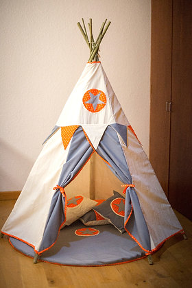 Wappi Teepee Holland