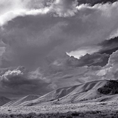 Big Storm, Wyoming