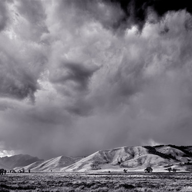 Gros Ventre, Wyoming
