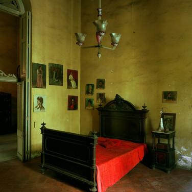 Mercedes Bedroom