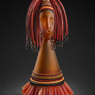 Untitled, Head Cone Series