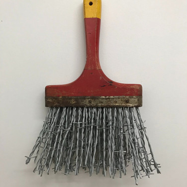 Barbed Wire Brush