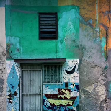 Abstract Wall #1