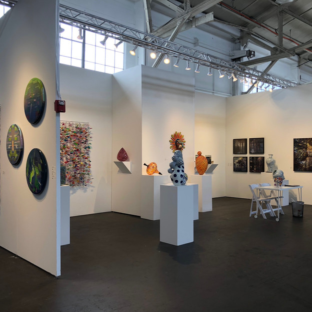 Art Market San Francisco 2018