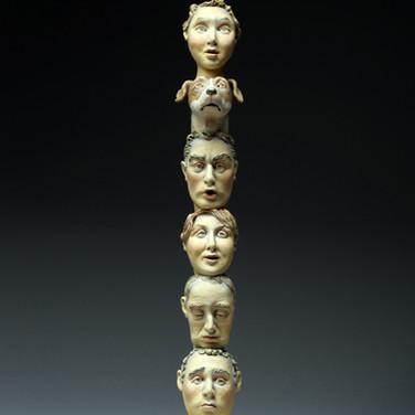 Family Column