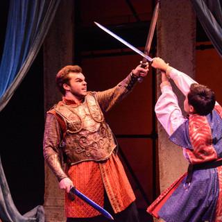 Pericles' Swordfight