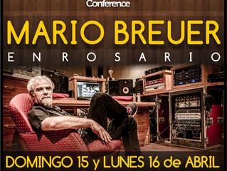Mario Breuer en Rosario