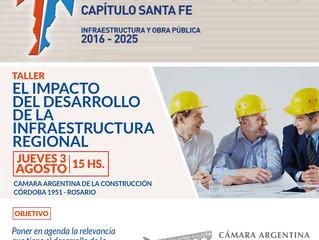 """Taller """"El impacto del desarrollo de la infraestructura regional"""""""