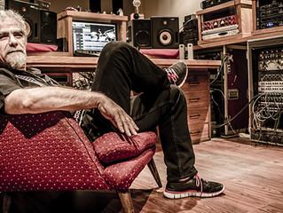 Mario Breuer: Una vida grabando el rock nacional