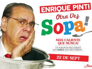 Enrique Pinti Más Caliente que Nunca en Radio Mitre
