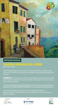 Muestra de Arte en San Cristobal
