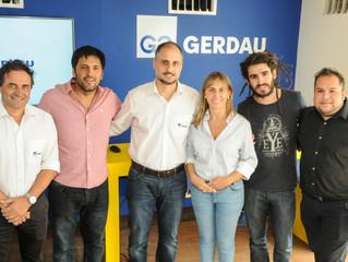 """Gerdau lanzó en Expoagro el concurso """"Pensando en Acero"""""""