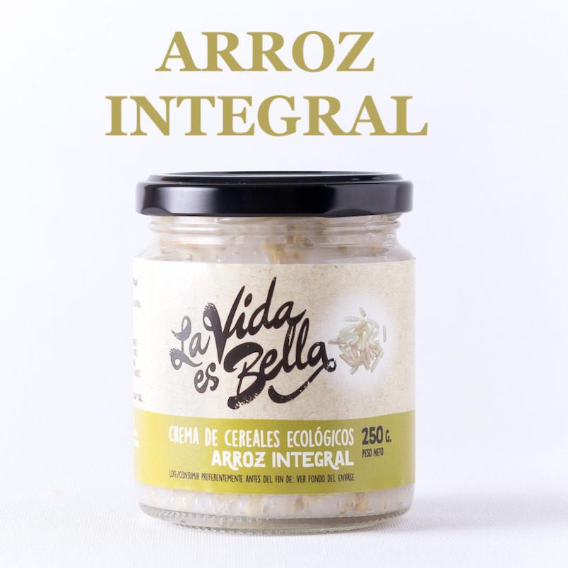 Crema de Arroz Integral