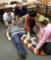 Splinting Leg Fractures