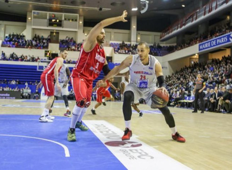 Le Parisien: Obama quotes as an example Jordan Morgan, basketball player in Levallois