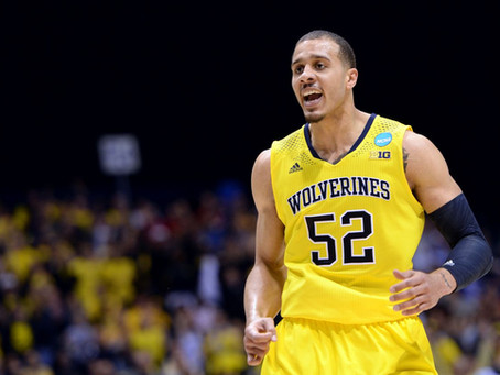 MLive: Jordan Morgan is no longer the player Michigan fans remember, but he's still giving back to