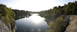 Cap Esterel lac