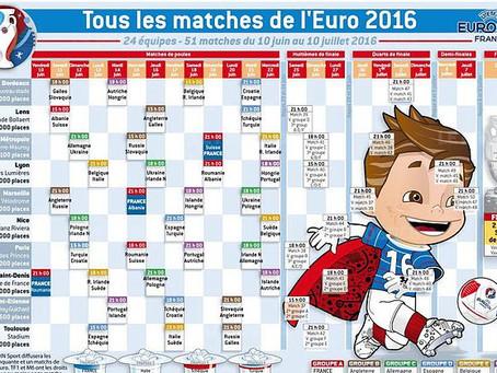 Cap Esterel Euro 2016 Stade Allianz Riviera de Nice