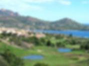 Cap Esterel Golf 9 trous