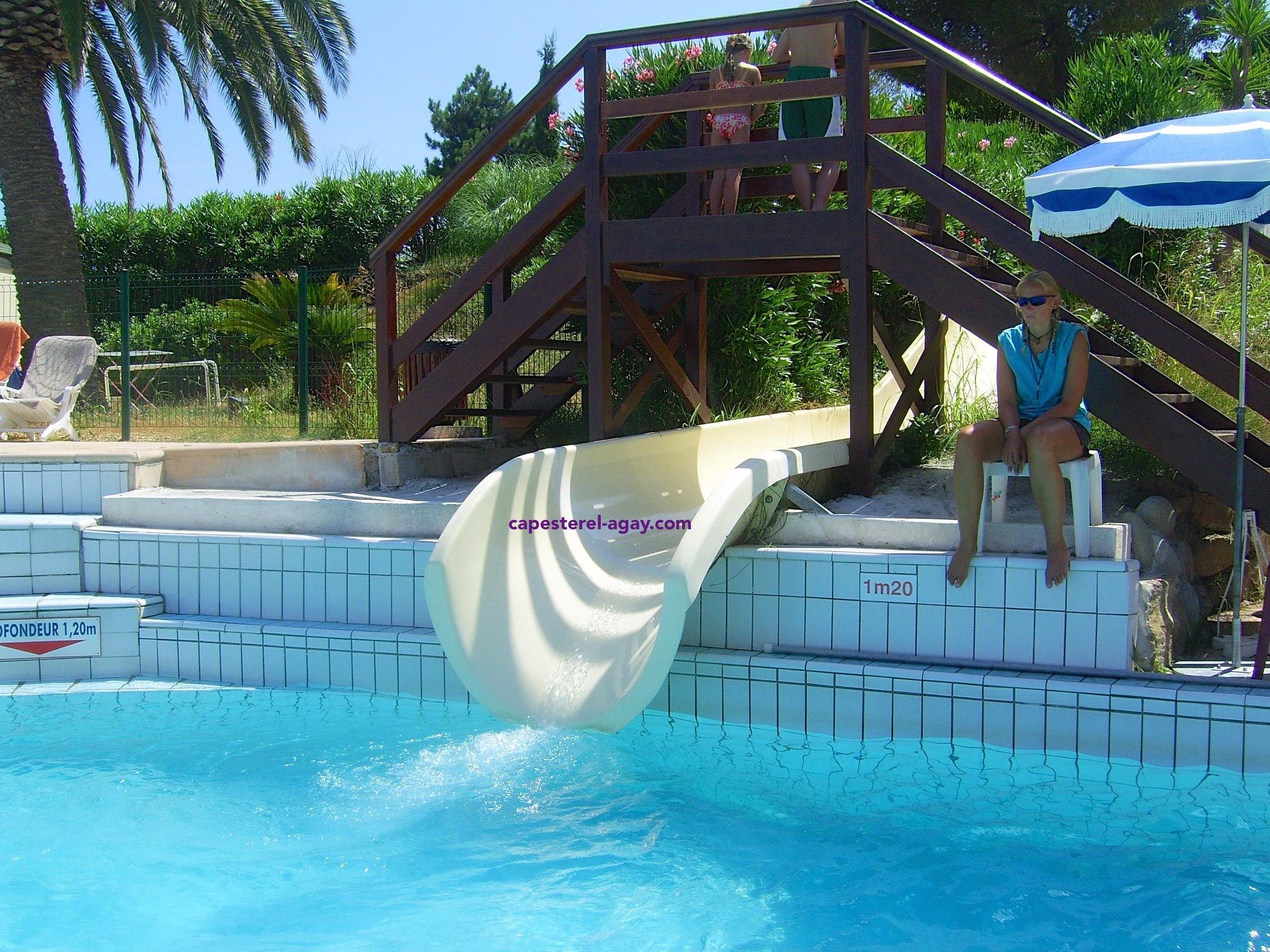 Cap Esterel piscines