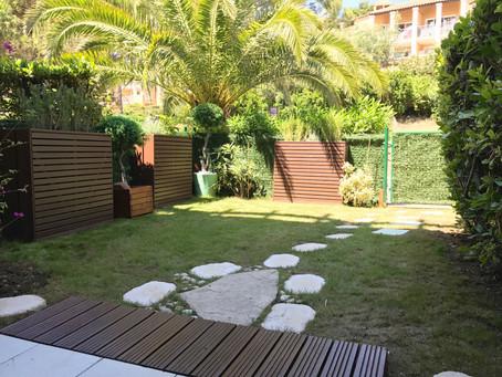 Cap Esterel Terrasse et Jardin Privatif Clos