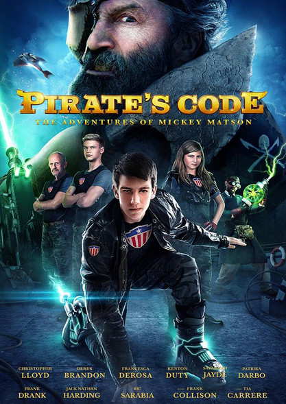 PIRATE'S CODE POSTER