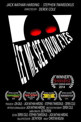 LET ME SEE YOUR EYES - poster