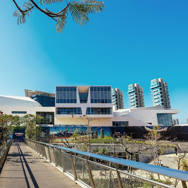 Sheckou Design Museum, Shenzhen