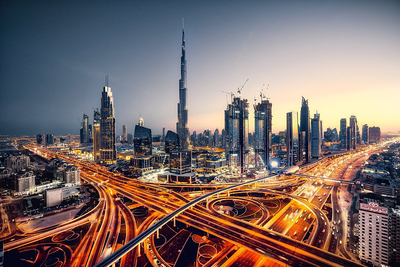 Kam Pin UAE Projects