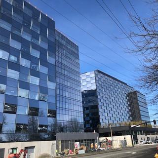 "Spring District Block 24 ""Facebook"", Seattle"