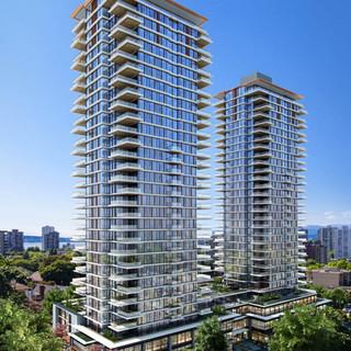 Landmark on Robson, Vancouver (In Progress)