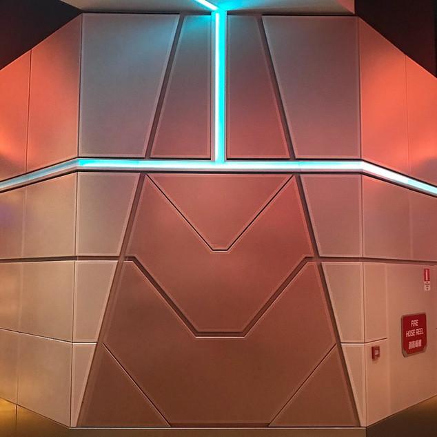 Iron Man Experience, Disneyland