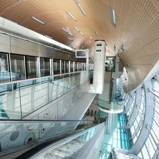 Dubai Metro - Green Line