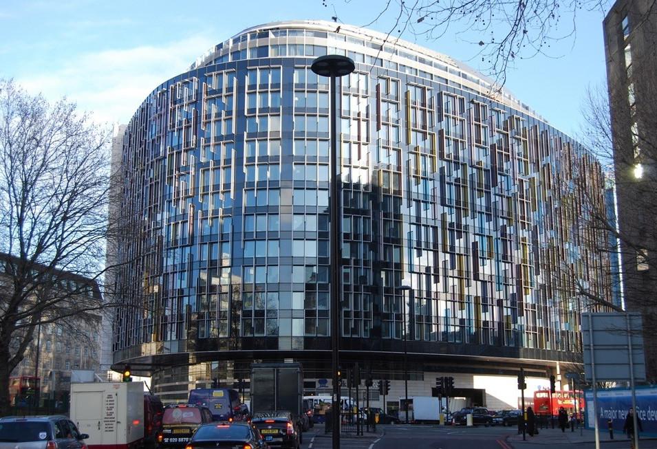 Park Plaze Hotel, London