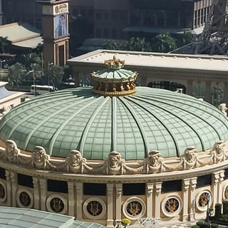 Venetian Parcel 3 Dome