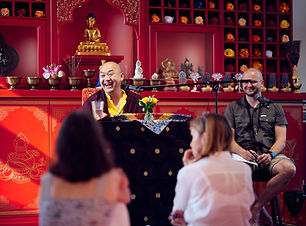 TKP - Dupseng Rinpoche - Day 2 Teaching