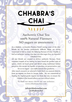 chhbra chai leaflet A