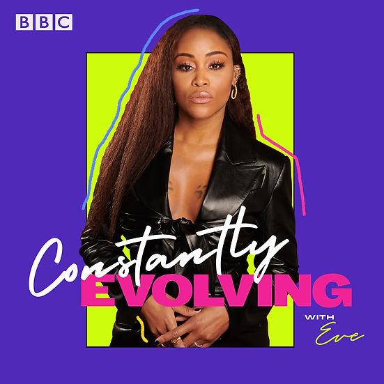 Constantly Evolving_ Podcast Artwork-bbc