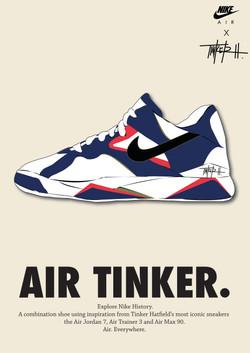 poster air tinkbeige