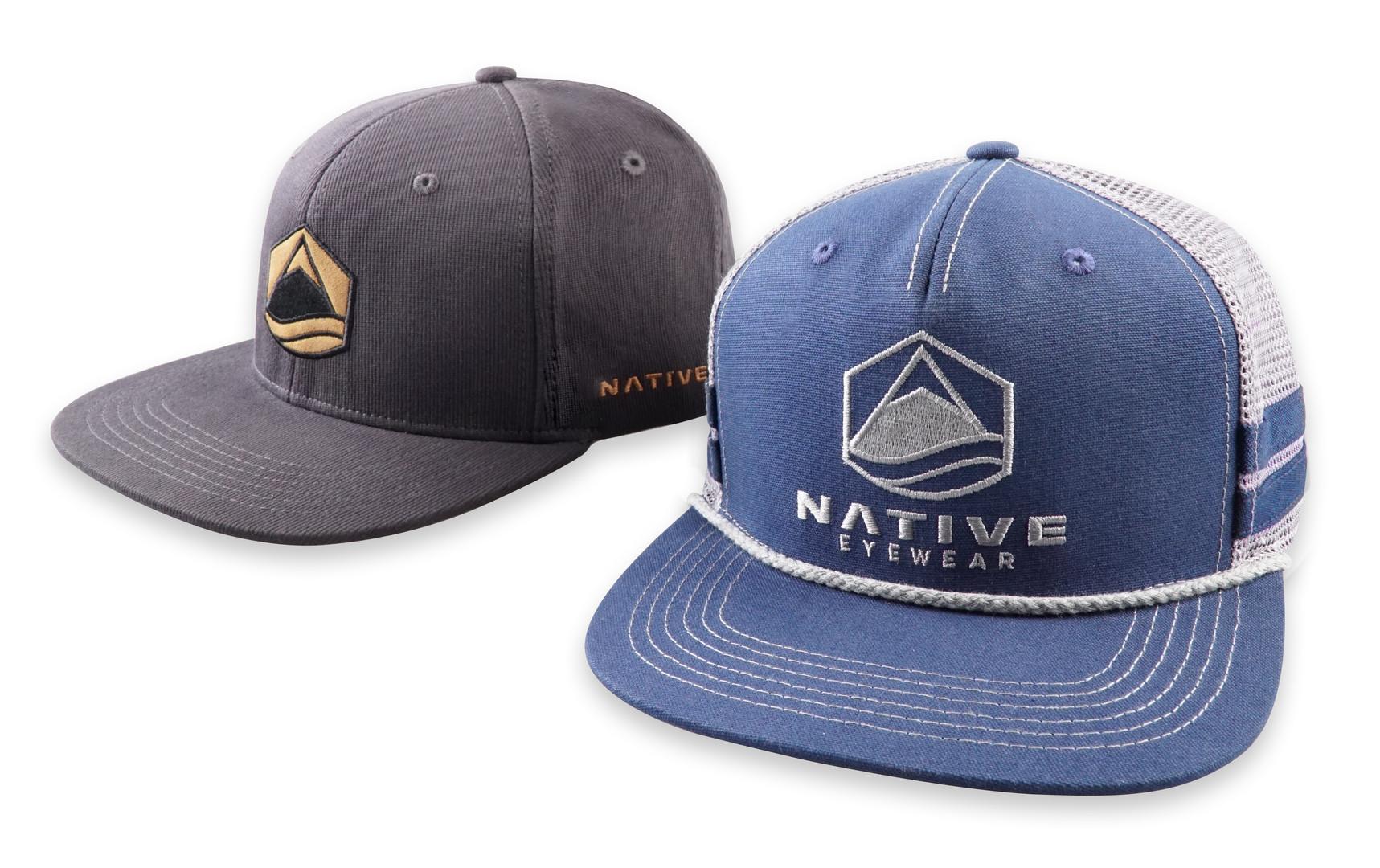 Native Eyewear Hats