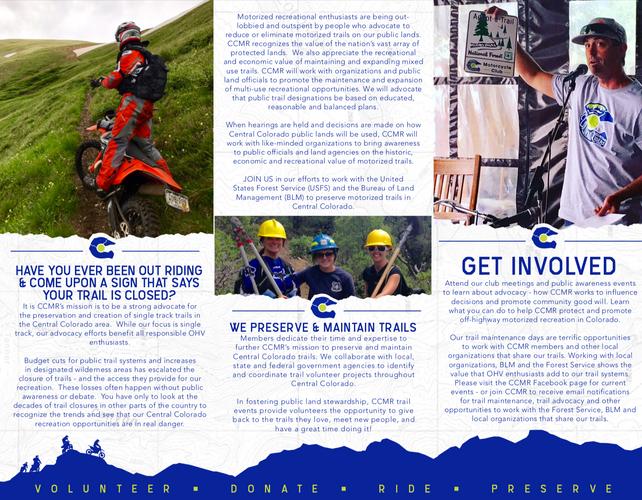 CCMR Inner Brochure