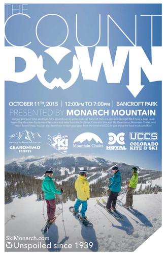 Monarch Countdown Poster