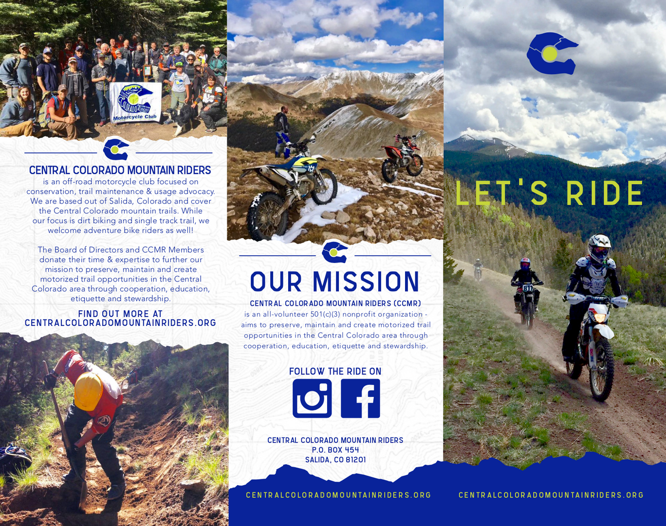 CCMR Outer Brochure